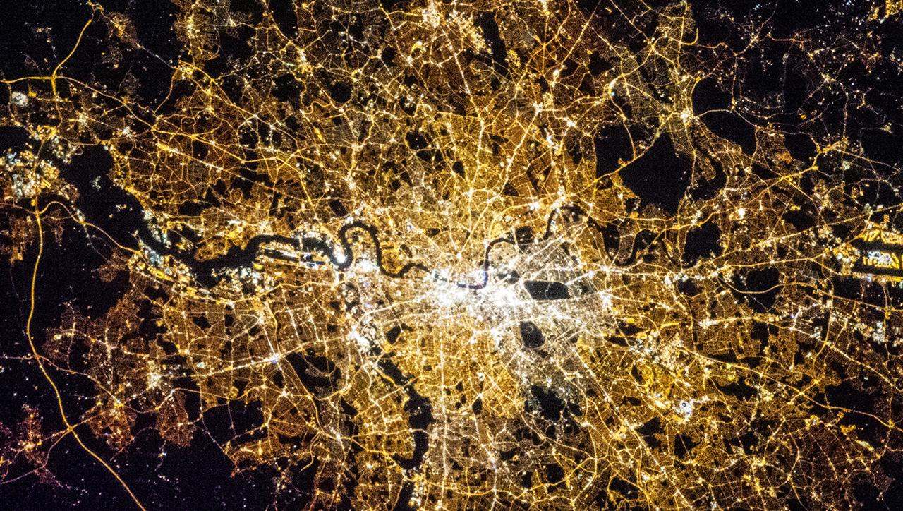 Ciudades desde el espacio 7