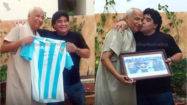 Diego_Maradona arbitro