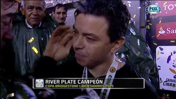 Gallardo-River-campeón-Copa-Libertadores