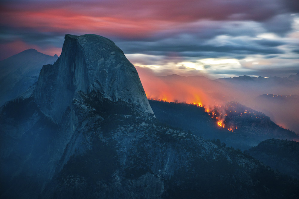 incendio forestal california (8)