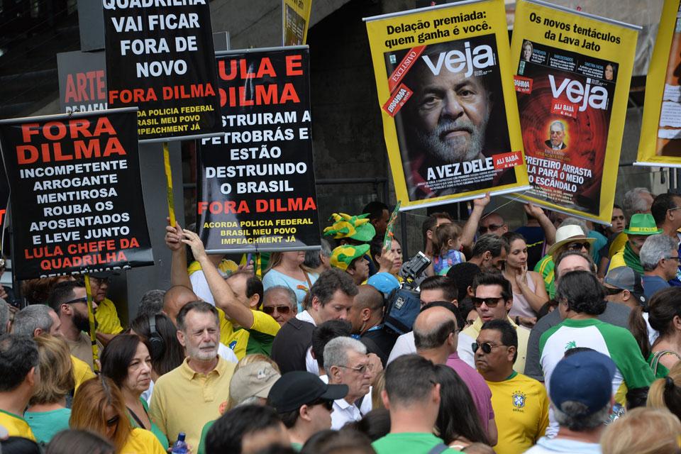 Protestas en Brasil 14