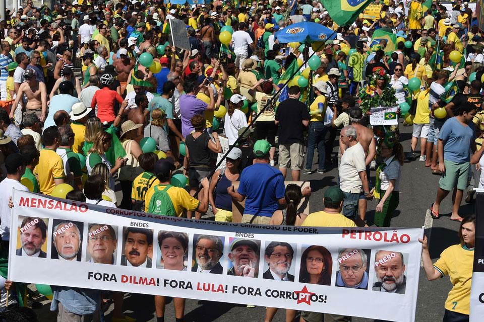 Protestas en Brasil 15