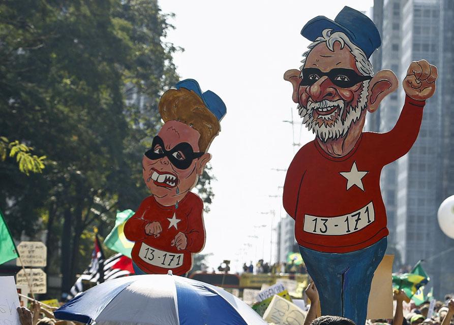 Protestas en Brasil 8