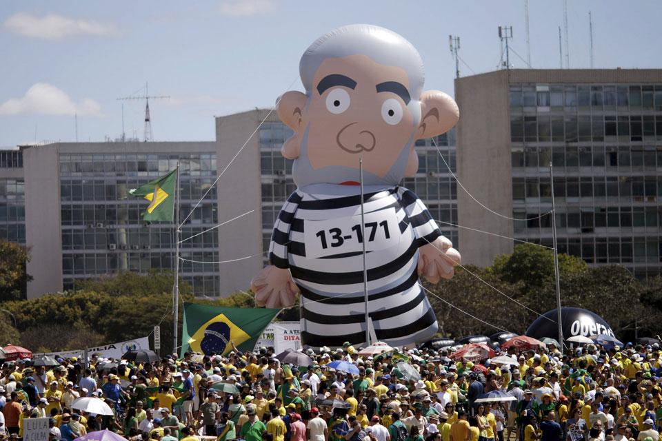 Protestas en Brasil 9