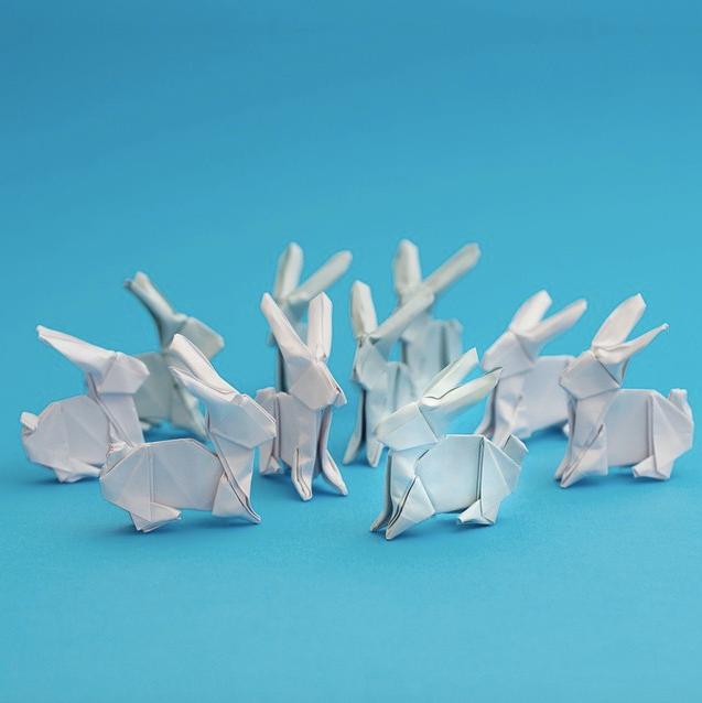Ross Symons origami (2)