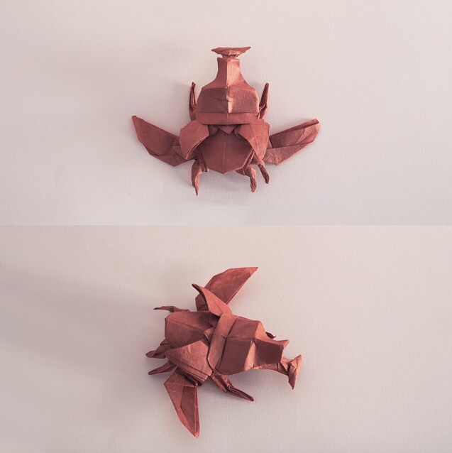 Ross Symons origami (3)