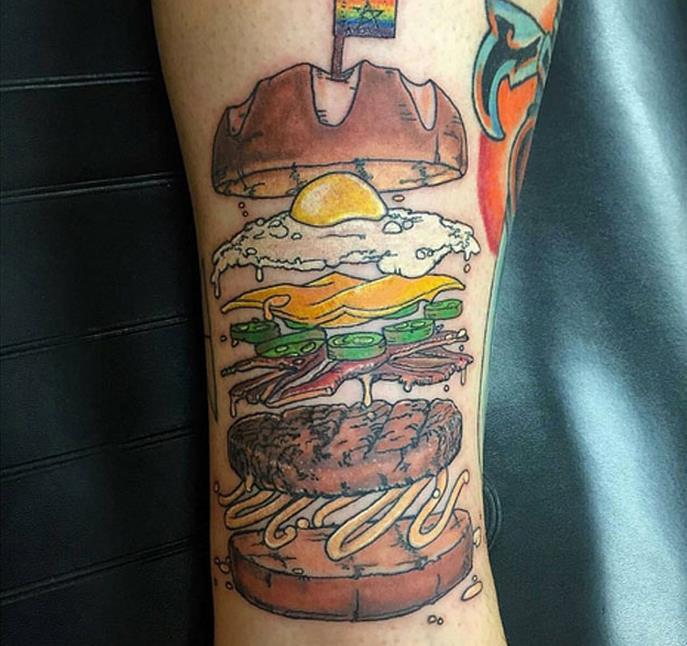 tatuaje comida (3)