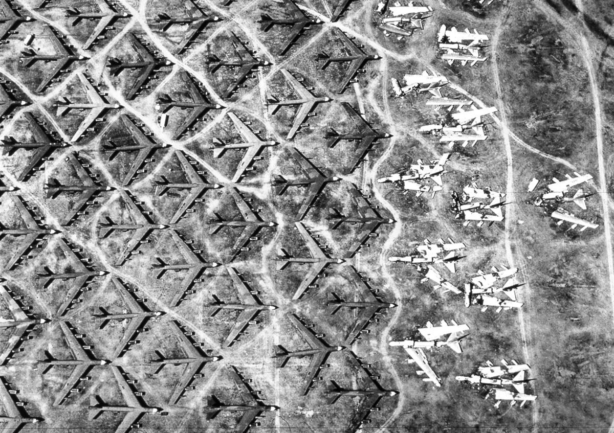 Bomber Graveyard