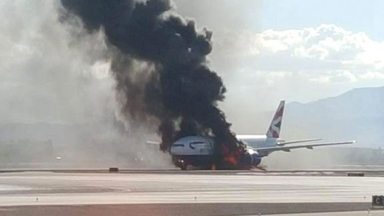 avion incendio 1