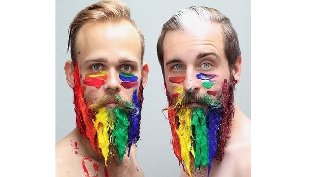 barbas divertidas