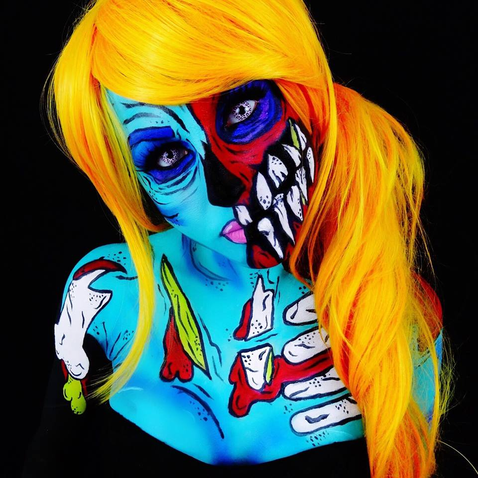 body painting (9)