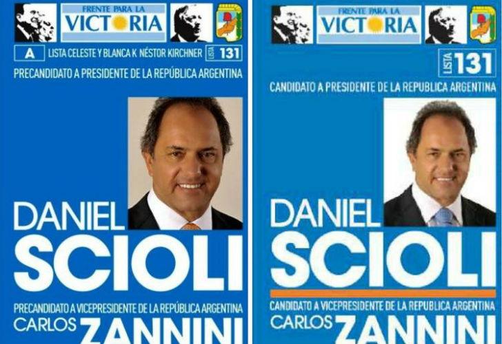 Boletas candidatos