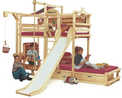 camas divertidas