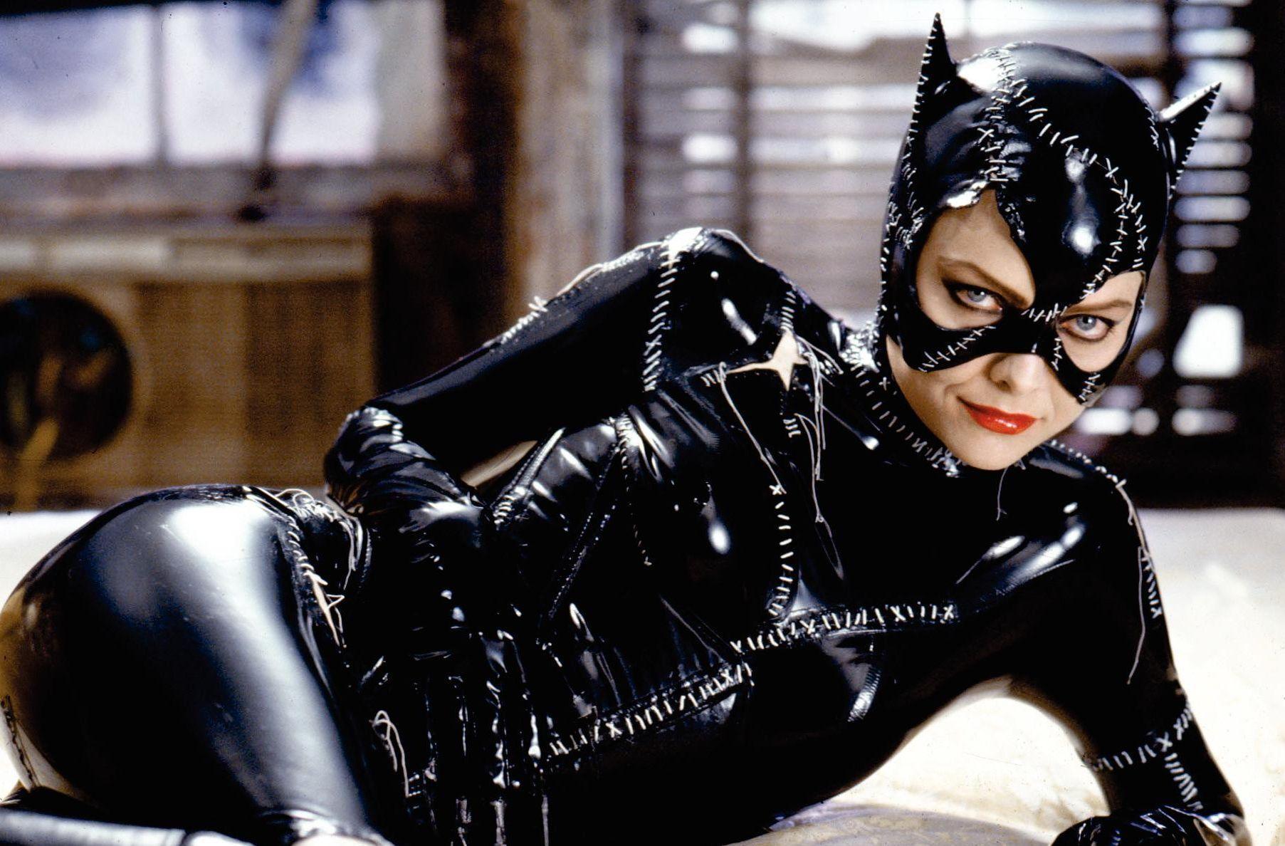 catwoman batman michelle