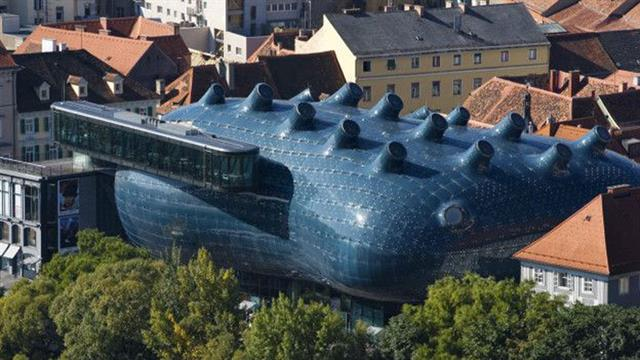 Kunsthaus de Graz