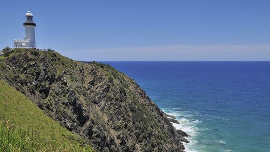 Faro Cabo Byron, Australia