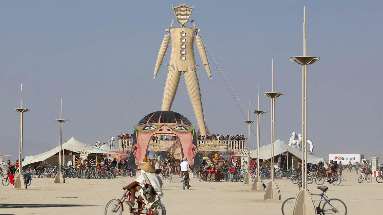 Festival Burning Man 1