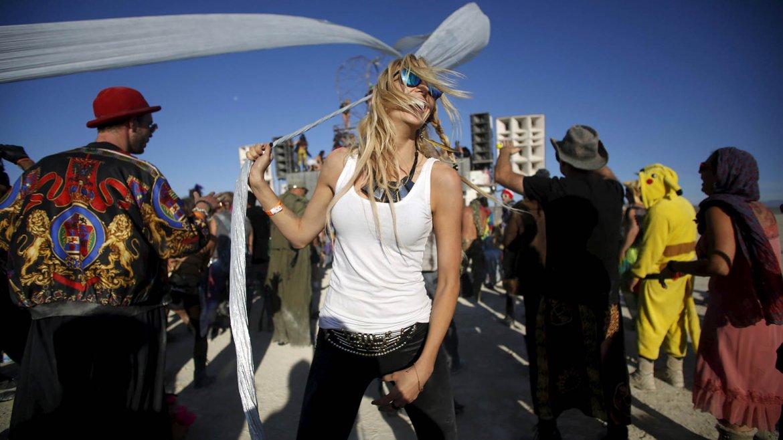 Festival Burning Man 2