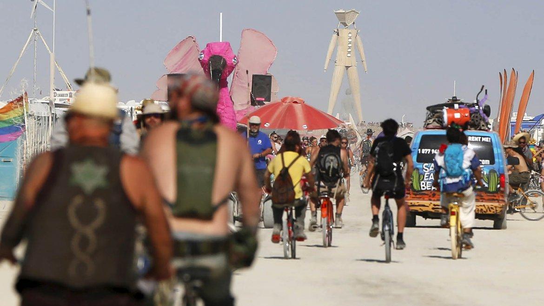Festival Burning Man 4
