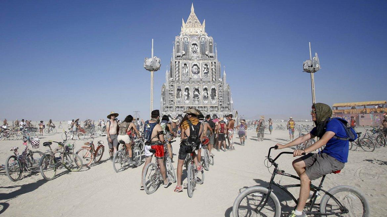 Festival Burning Man 5