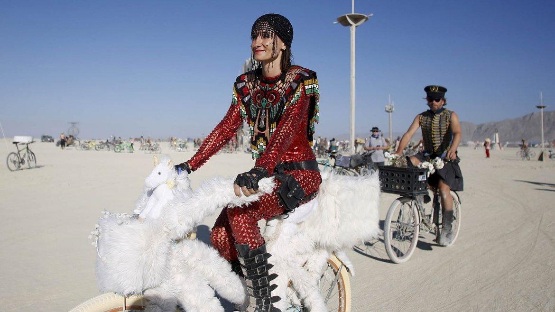 Festival Burning Man 7