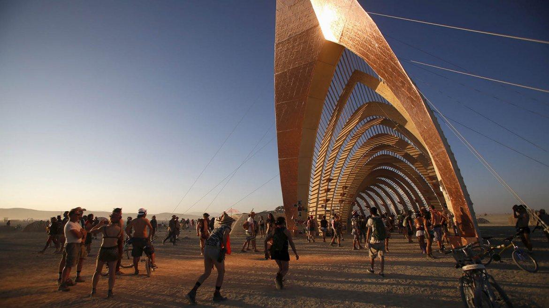 Festival Burning Man 9