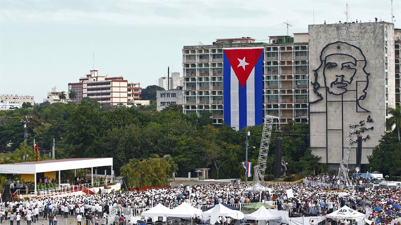 Papa Francisco en Cuba 3