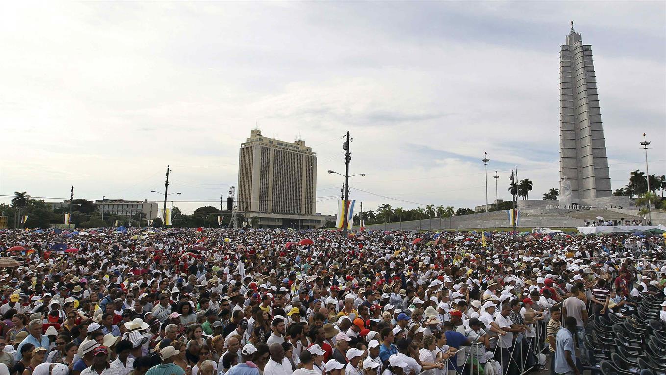 Papa Francisco en Cuba 5