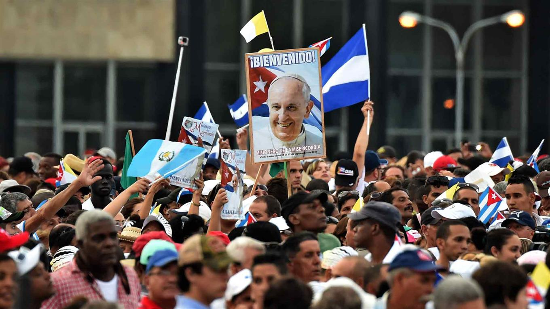 Papa Francisco en Cuba 7