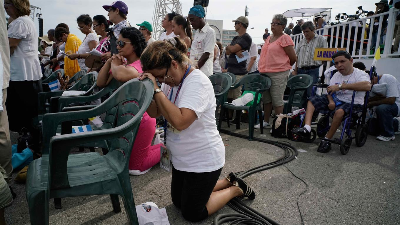 Papa Francisco en Cuba 8