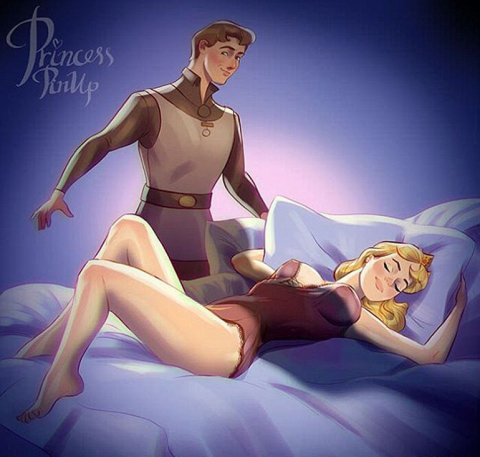 Princesa Disney Hot 3