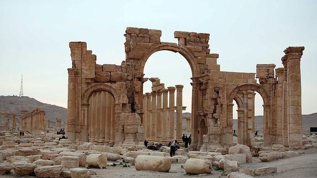 Arco dle triunfo de Palmira