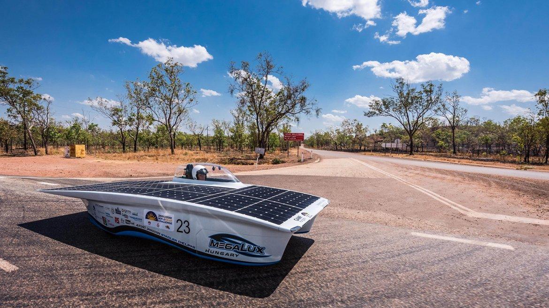 Auto Solar 6