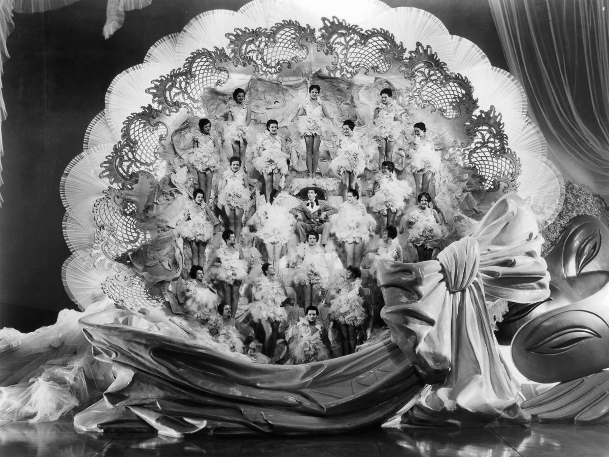James Stewart In 'Ziegfeld Girl'