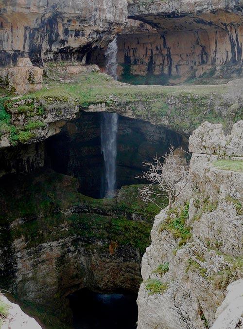Cascada Garganta Baatara