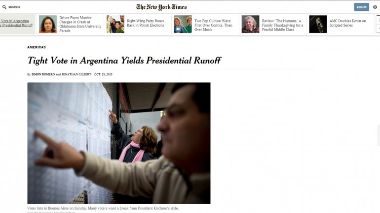 diario the new york times