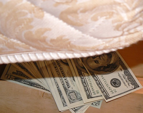 dolar ahorro colchon