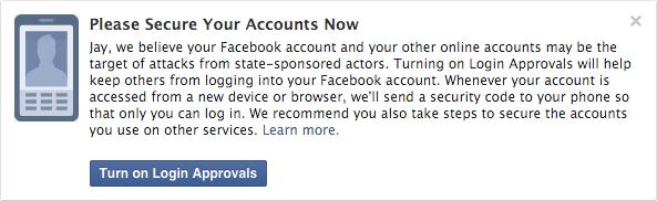 facebook bajo la lupa
