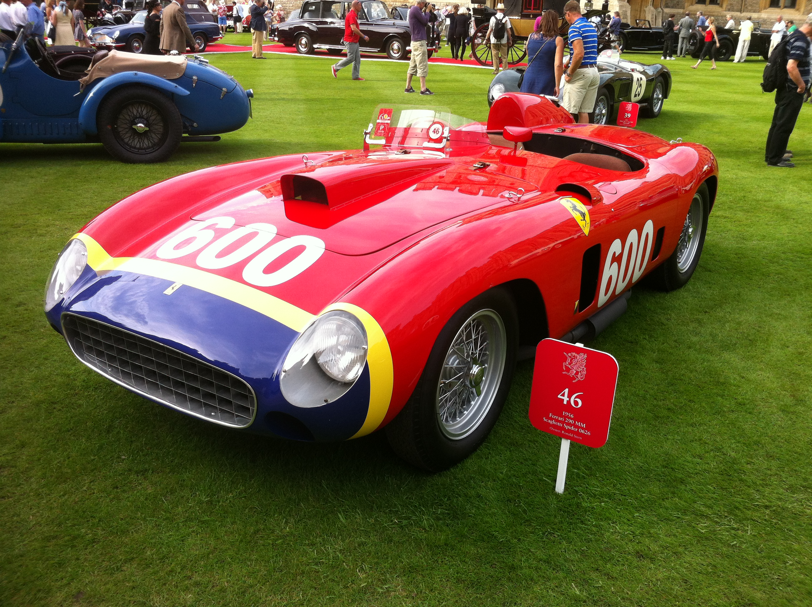 Ferrari Fangio 3