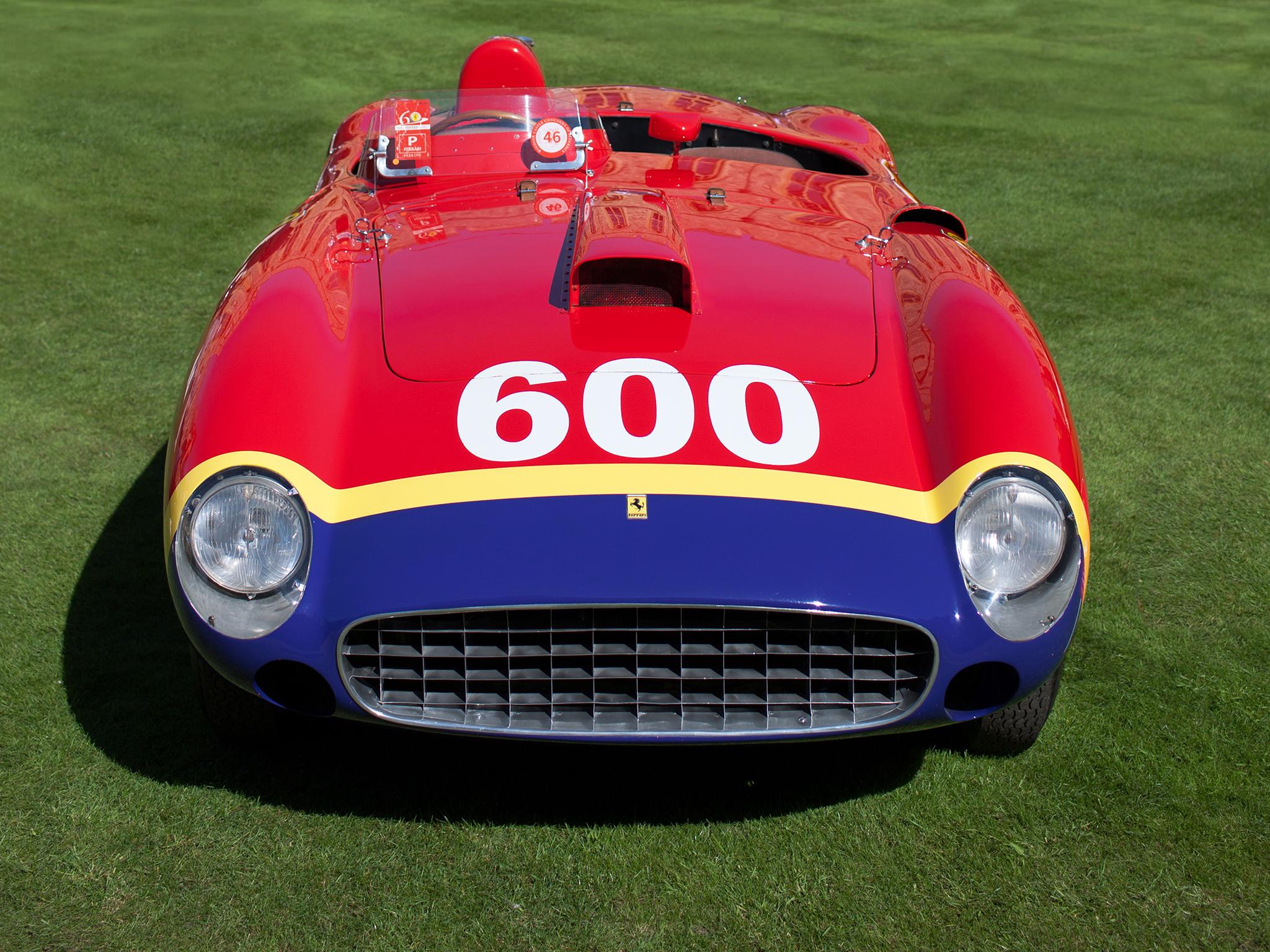 Ferrari Fangio 4