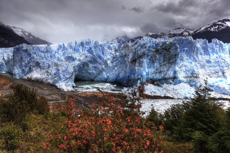 Perito Morano Glacier,Patagonia, Argentina