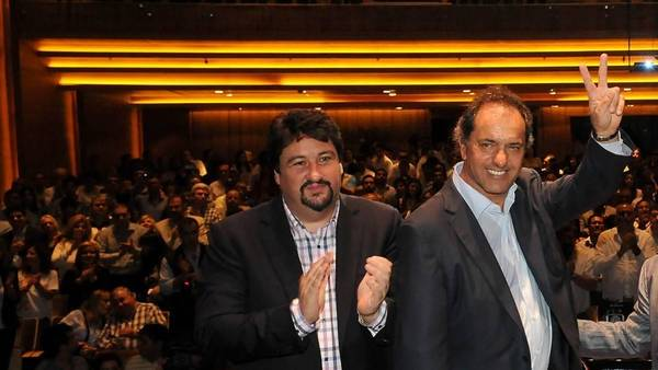 scioli y maurice closs