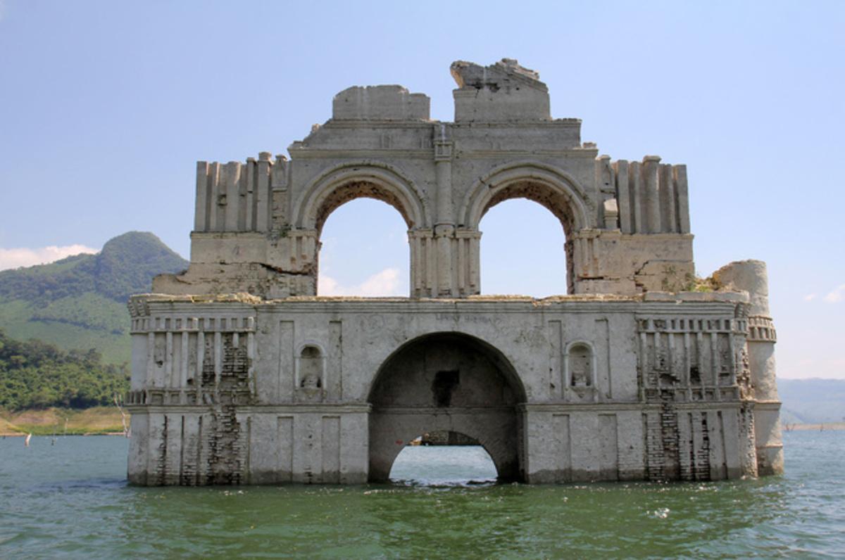 templo de Quechula 1