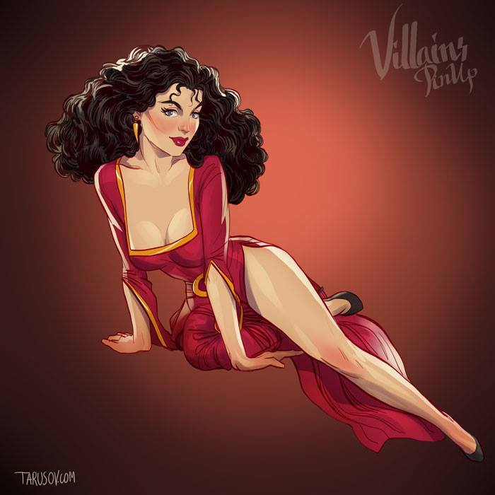 villanas pin up (9)