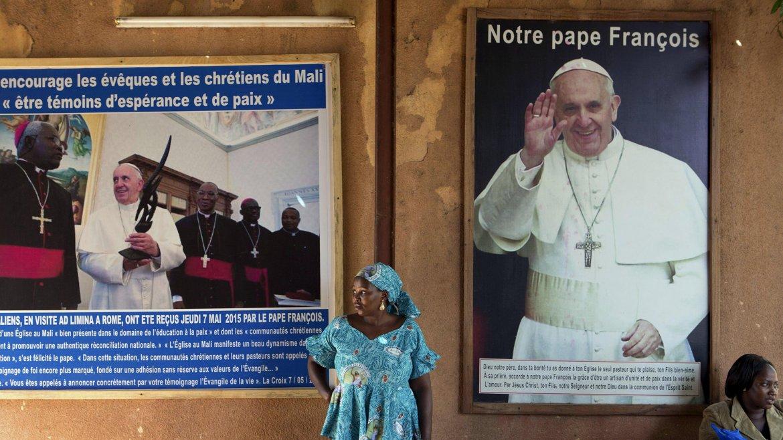 Africa espera al Papa 12