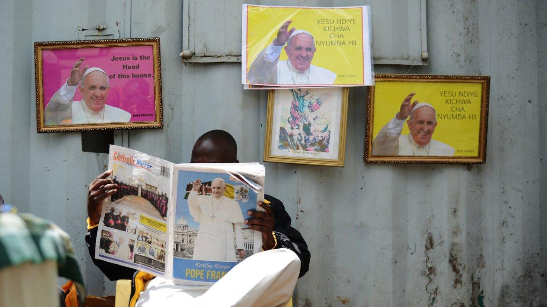 Africa espera al Papa 4