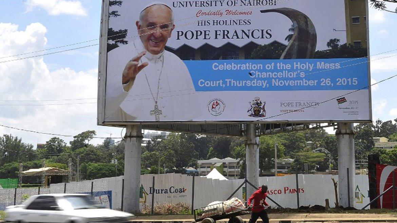 Africa espera al Papa 5