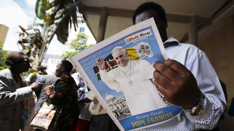 Africa espera al Papa 6