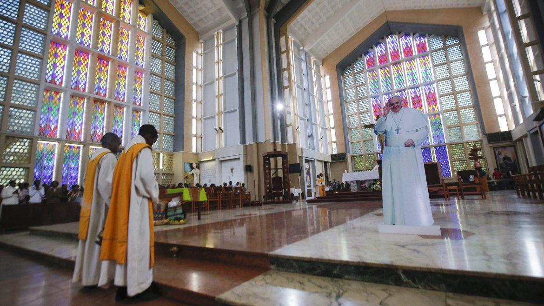 Africa espera al Papa 7