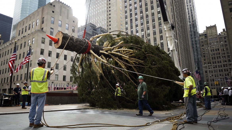 Arbol de Navidad Rockefeller Center 3